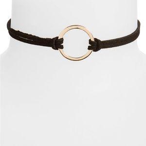 BP. Circle Choker Necklace